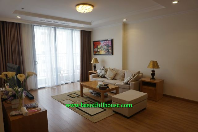 Luxury apartment with swimming pool & gym in Hanoi Vietnam for lease