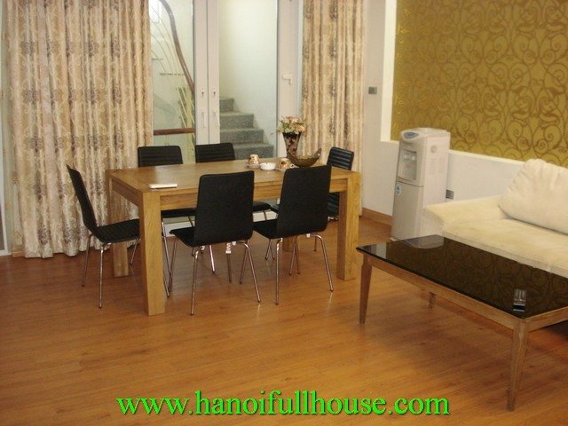 A cheapest serviced apartment to rent in Tay Ho dist, Ha Noi