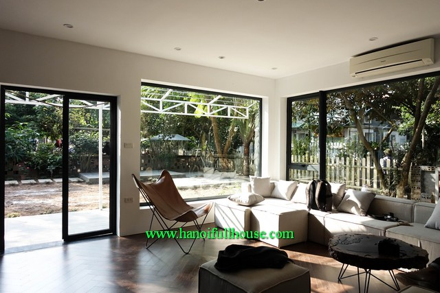 Hidden gem! Garden house for rent in the heart of Hanoi