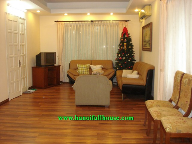 Fully furnished 2 bedrooms serviced apartment for rent in Hai Ba Trung, Ha Noi