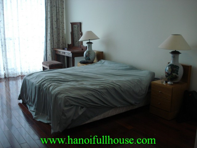3 bedroom, fully furnished apartment for rent at Ha Noi Vincom Tower, Ba Trieu street, Hai Ba Trung dist, Ha Noi, Vietnam
