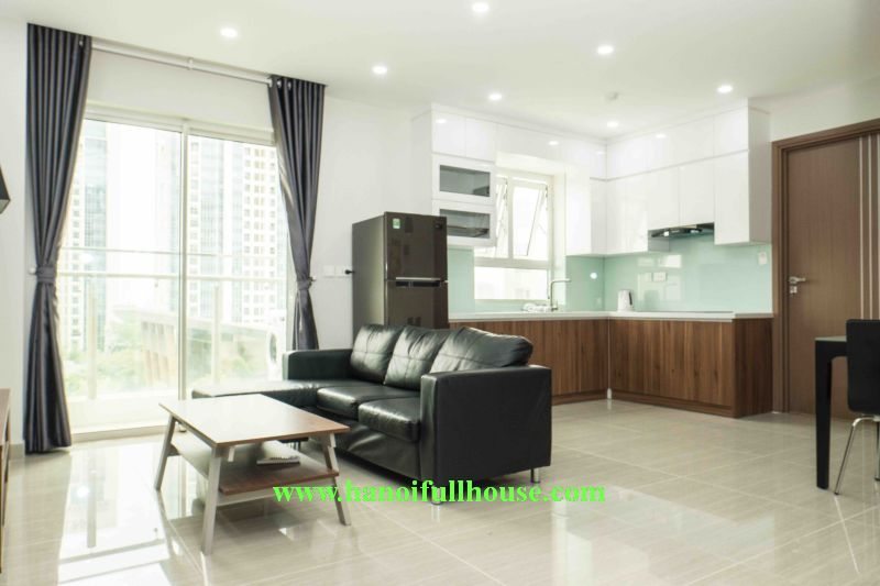 Apartment in Ciputra urban for rent, 2 bedrooms, nice view, fully furnished