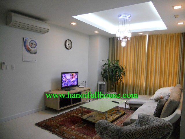 Cau Giay- cheap apartment with two bedroom on Xuan Thuy street