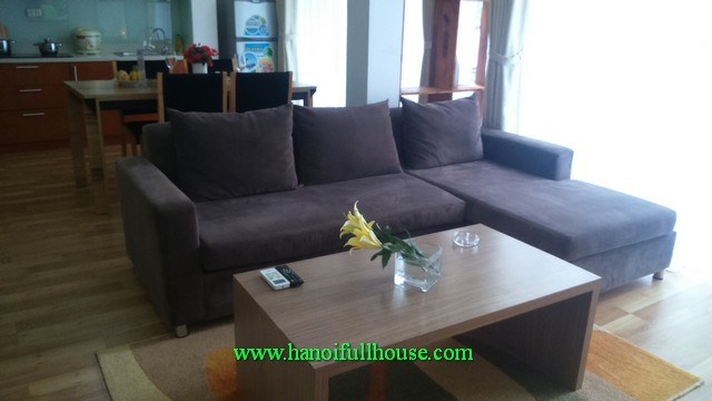 1-bedroom serviced apartment for Japaneses, Europeans in Hanoi center