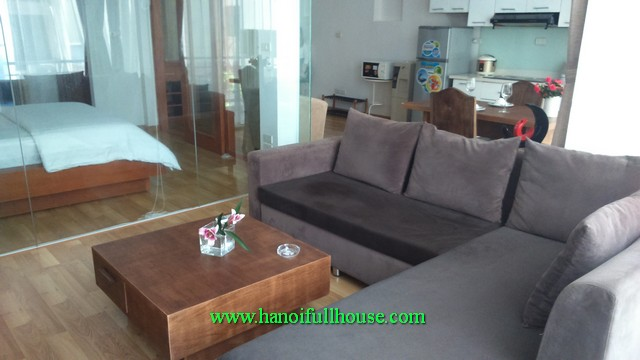 Japanese style apartment in Hanoi center, its close to Shops, Gym, Supermarket..