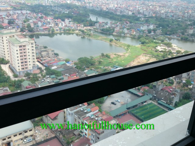 Fully furnished cheap apartment in Times City Minh Khai, Ha Noi