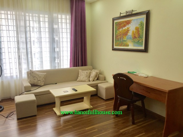 Look for an apartment with two bedroom near Opera House and Hoan Kiem lake