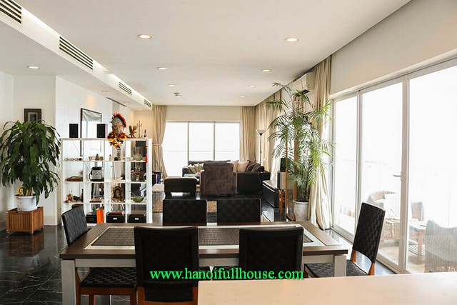 Luxury swimming pool condo with five bedroom in Golden Westlake, Ha Noi