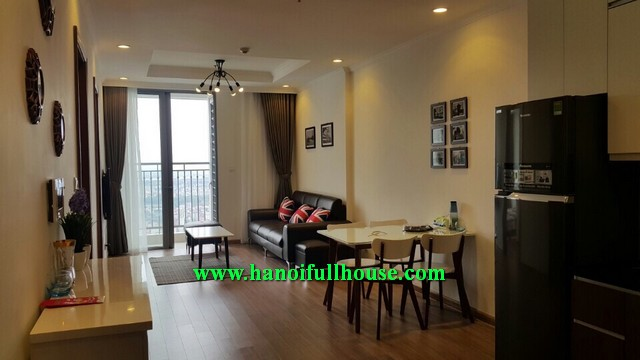 Newly furnished 2 bedroom apartment in Parkhill-Times City Urban for lease