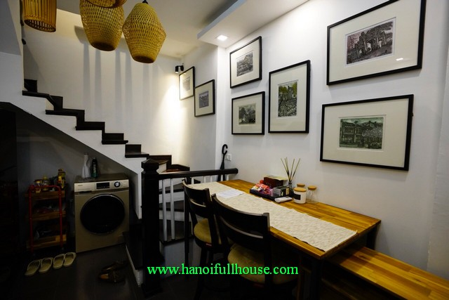 Wonderful house has 2-bedroom in Old Quarter-Hanoi for Expats stay