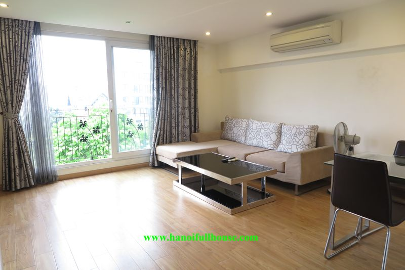 Good price for 01 bedroom apartment in To Ngoc Van street, Tayho, Hanoi for rent
