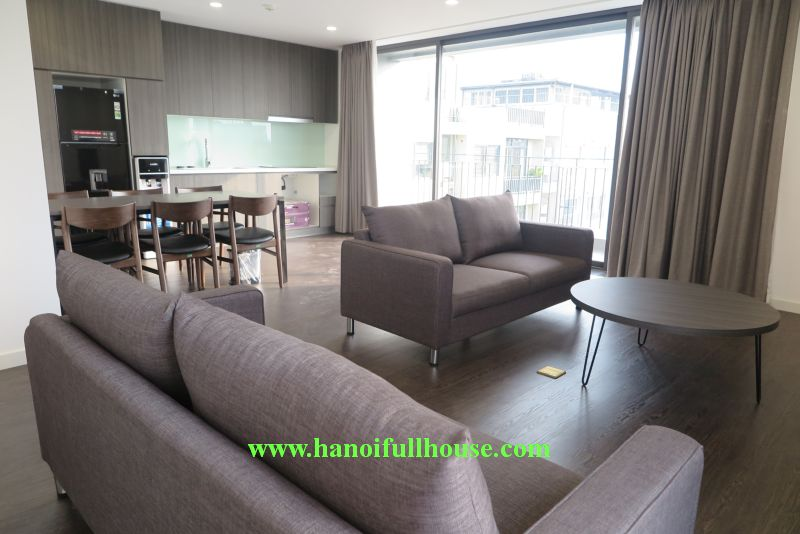 Brand new, modern apartment in Tay Ho - 02 bedrooms with balcony