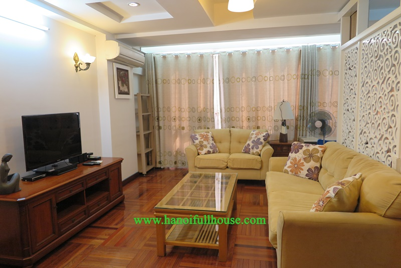 Serviced apartment nearby Hoan Kiem lake for Japanese to rent