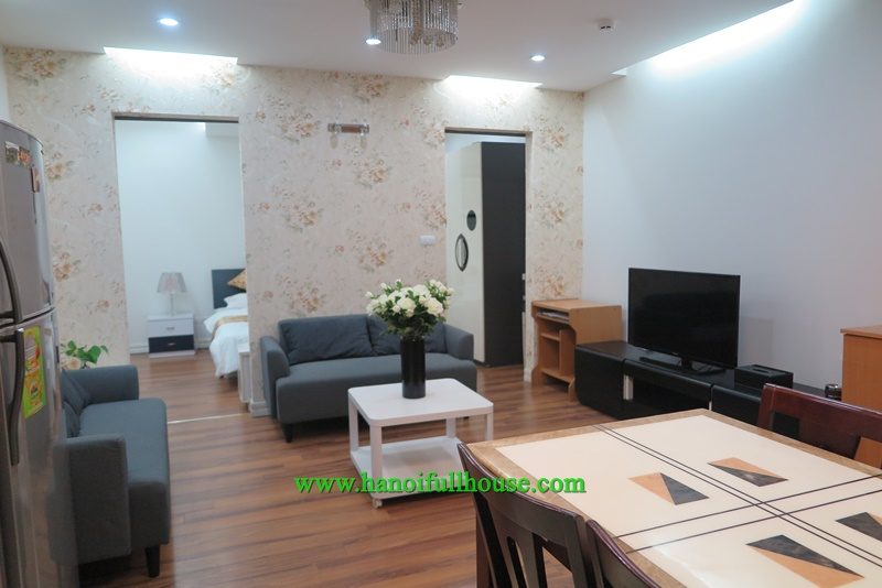 Very modern one bedroom apartment in Hai Ba Trung dist for rent
