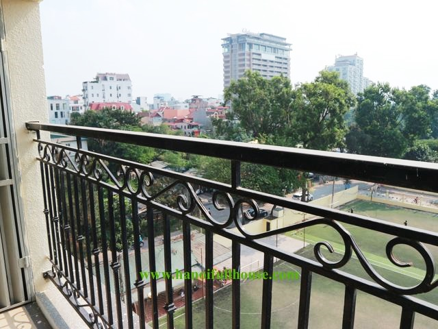 Spacious 3 bedroom apartment with good price for rent at D'.Le Roi Soleil - Xuan Dieu