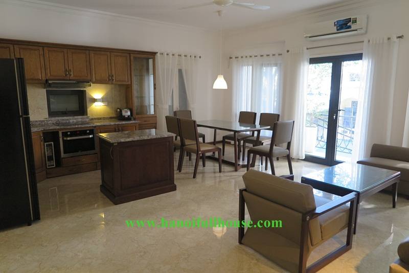 The best housing rental agency in Hanoi, good serviced apartment in Tay Ho