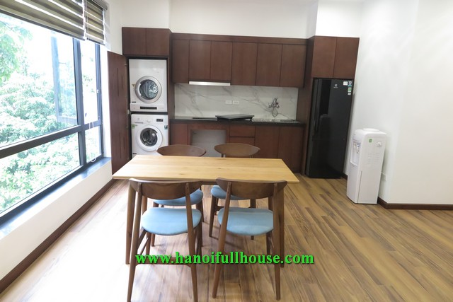 Super nice service apartment on Dang Thai Mai for rent.