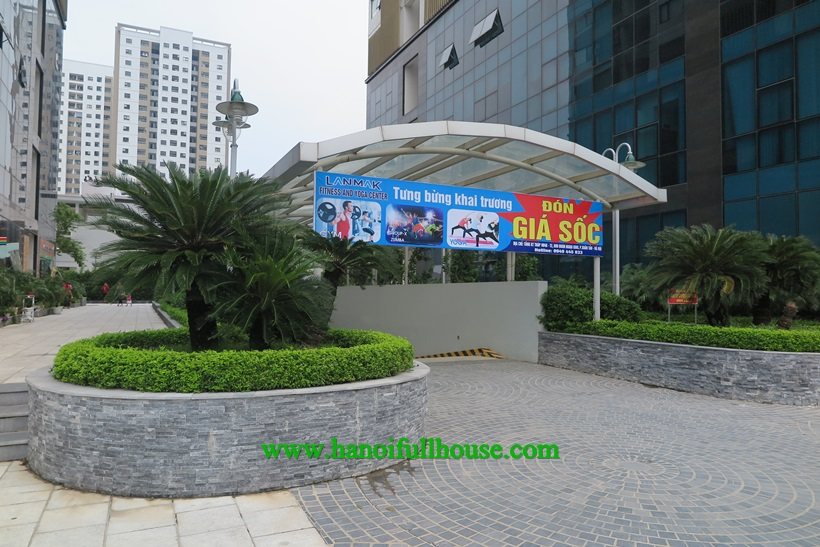 Looking for a stylist apartment in modern design to rent with 02 beds in Ngoai Giao Doan