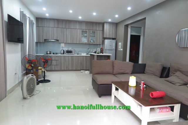 Super nice and cheap house on Dang Thai Mai street, 3 bedroom, modern furniture and equippment.