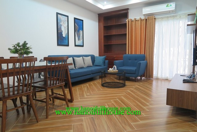 Very reasonable price for such a wonderful apartment in the center of Ha Noi