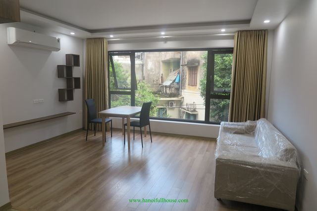 For rent new one bedroom apartment in quiet lane near Japanese Embassy