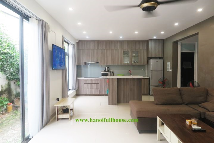 Super nice house on Dang Thai Mai street with 4 bedroom, plenty of light, modern furniture