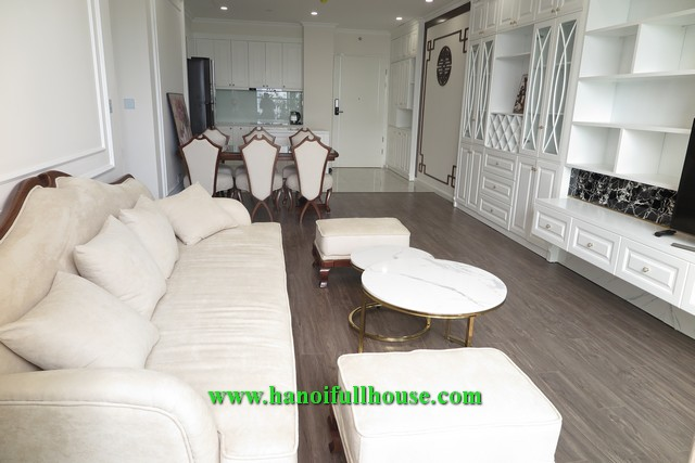 Super nice condo in Sunshine Riverside Tay Ho for rent.