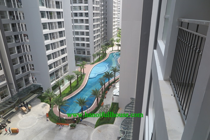 For rent 2 bedroom apartment,branch new in Time City, Hai Ba Trung distric