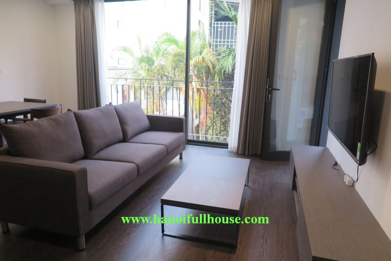 Apartment on To Ngoc Van street for rent - 01 bedroom, brand new, fully furnished