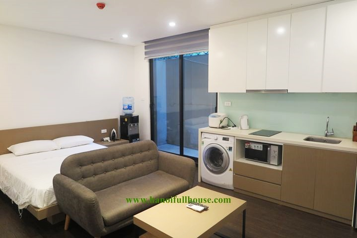 Modern apartment with cheap price on Tay Ho for rent
