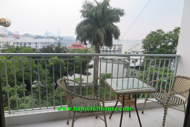 Wonderful 1 bedroom apartment in Tay Ho near Intercontinetal Hotel and Sheraton Hotel.
