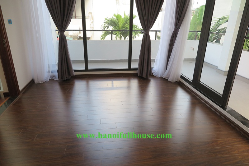 Brand new house in Tay ho street, balcony on each 05 bedrooms, full of natural light