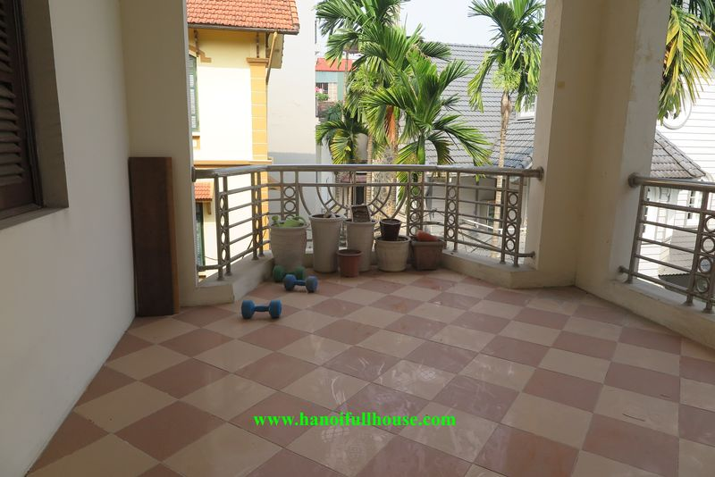 04 bedrooms house in To Ngoc Van for rent, basic furniture, great location