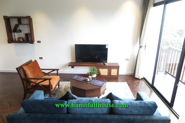 Amazing apartment has great view on the terrace, 2 bedrooms, balcony.