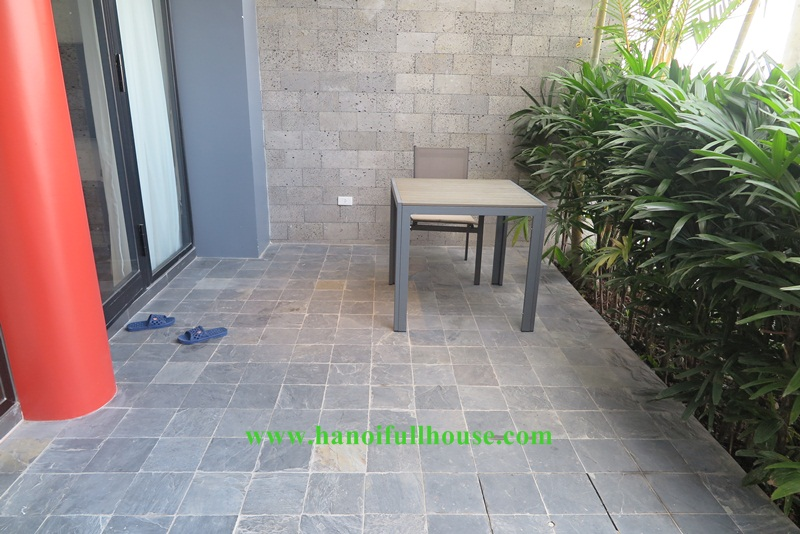 Aparment Tayho for rent, 01 bedroom, next to the Westlake. furnished