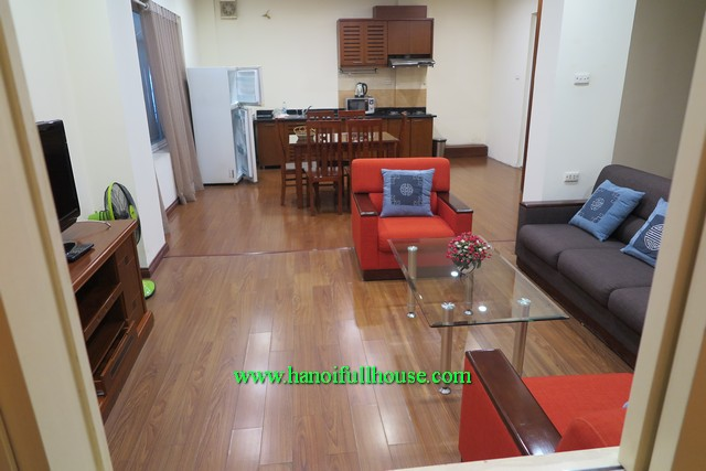 1 bedroom perfect serviced apartment in Hoan Kiem district for Japanese stay long term, short term