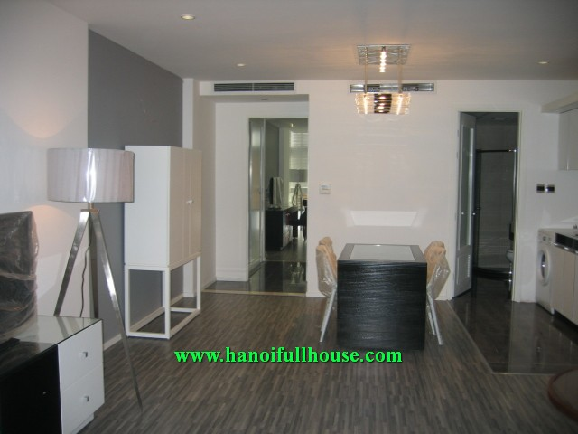 One bedroom brand-new serviced apartment for rent in Hoan Kiem dist, Ha Noi