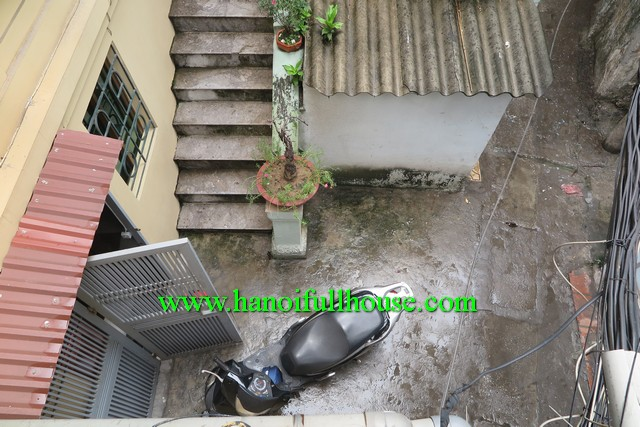Three bedroom fully furnished house for foreigner rent in Hai Ba Trung, Ha Noi