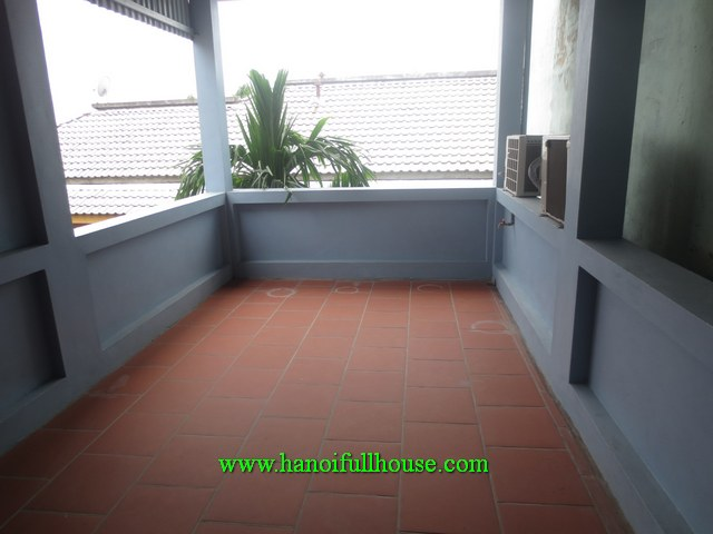 Tay Ho furnished 4-bedroom house for lease