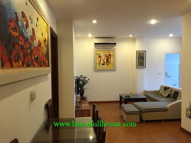 Hanoi West Lake serviced apartment for rent in Dang Thai Mai street, Tay Ho district