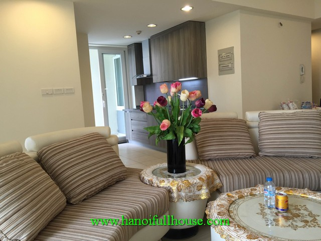 2 bedroom apartment in Ecopark Hung Yen for rent
