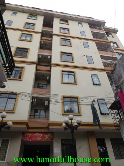 Fully furnished apartment for rent in centre, Hai Ba Trung street, Hoan Kiem dist, Hanoi
