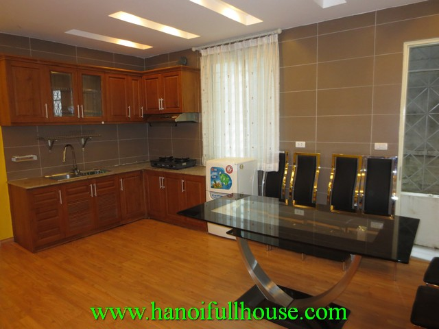 2 bedroom, 2 bathroom fully furnished serviced apartment for rent in ba dinh dist, hanoi, vietnam