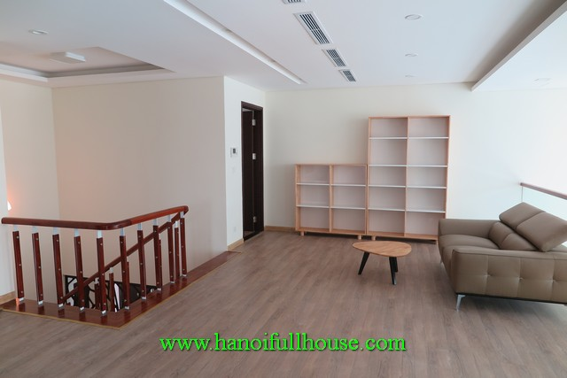 Mandarin garden Hanoi-Luxury duplex apartment with 4 bedroom, 4 wc, furnished
