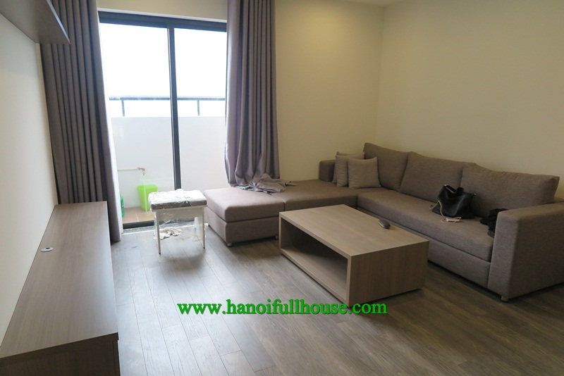 Luxury apartment, fully furnished, 2 bedrooms, nice balcony for rent.