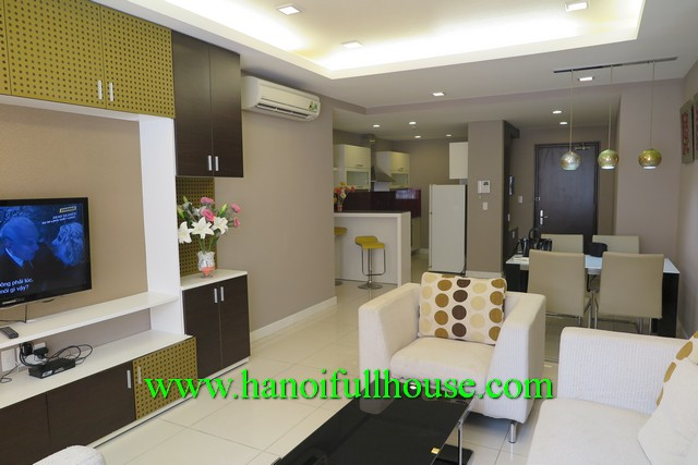 Beautiful apartment in Richland Southern on Xuan Thuy street, Cay Giay district, HN