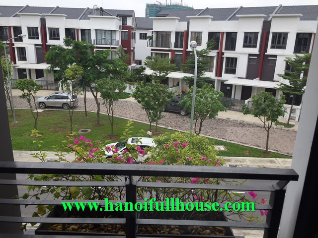 4 bedroom modern house for rent in Gamuda Land City Yen So, Hoang Mai, Ha Noi