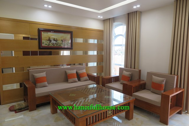 To Ngoc Van - New two-bedroom serviced apartment for rent