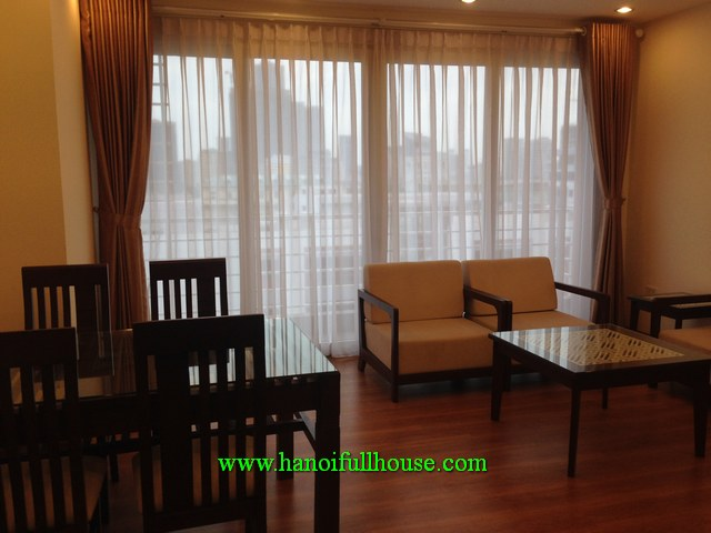 Beautiful one bedroom apartment for rent in Cau Giay, $650/month