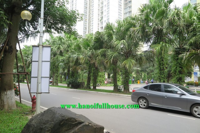 Fully furnished 2 Brs apartment in Ecopark Forest Urban in Van Giang, Hung Yen province